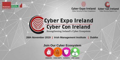 Cyber Expo Ireland - Cyber Con Ireland