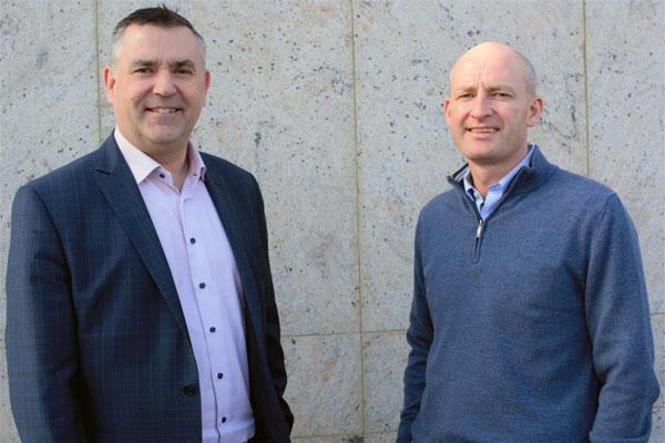 David McNamara - CommSec Managing Director &Stephen Burke – CEO and Co-Founder Cyber Risk Aware