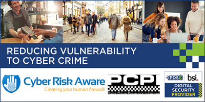 Cyber Risk Aware Gains PDSC Accreditation